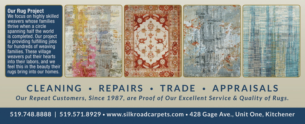 Silk Road Rugs Home